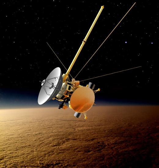 Misja Cassini